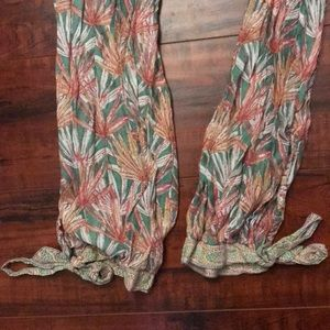Cost Plus World Market Pants - World market tassel pants